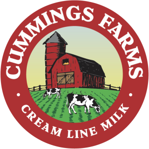 Cummings Farms Cream Line Milk